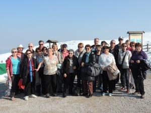 UPistes au Monte Baldo_avril 2013