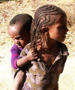 Éthiopie, enfants