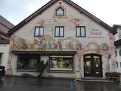 2014_Voyage TerresFrancoGermaniques_Oberamergau façade1
