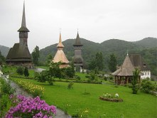 Le monastère de Barsana