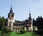 Sinaia, et le château de Peles