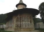 Le monastère de Voronet